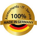 Assessments - IT - Service - Made in Germany